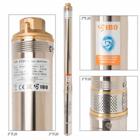 Скважинный насос IBO 3Ti 20