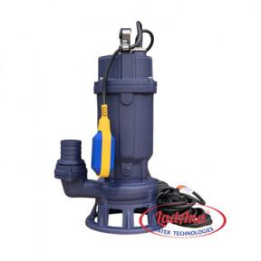 Канализационный насос DTm 14-18-0,75F с рубящим колесом и поплавковым выключателем