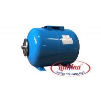 Гидроаккумулятор 24 л горизонтальный LadAna (фланец из нержавеющей стали)