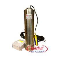 Насос колодезный SPm4 06-1,1A т.м. LadAna (с поплавковым выключателем и пультом управления)