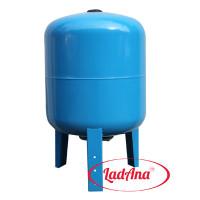 Гидроаккумулятор 100 л вертикальный LadAna (фланец из нержавеющей стали)