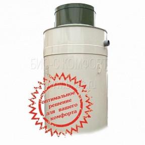 Автономная канализация БИО-С Комфорт 5 c самотечным водоотведением