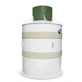 Автономная канализация БИО-С Комфорт 12 с принудительным водоотведением