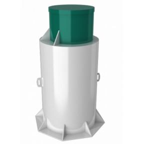 Пластиковый БИО-С Кессон 2 тип 2