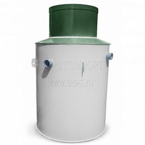 Автономная канализация БИО-С Комфорт 3 с самотечным водоотведением